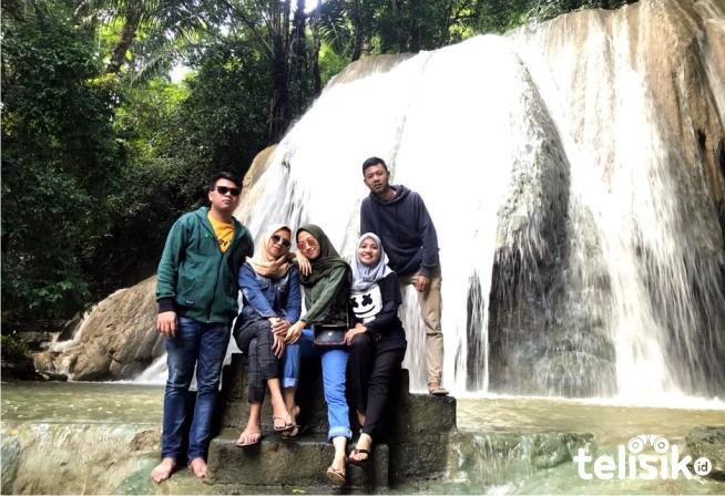 Air Terjun Tirta Rimba, Wisata Alam Memukau di Kota Baubau