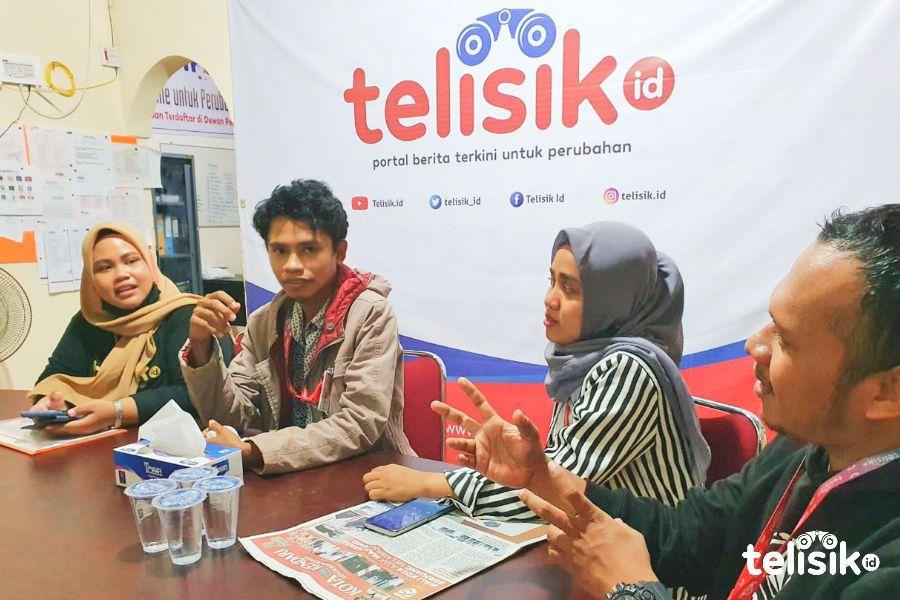 Telisik.id Bakal Gelar Seminar Pilkada dan Pelatihan Jurnalistik Online
