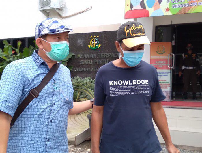 DPO 4 Tahun, Mantan Kadis Kesehatan Koltim Ditangkap