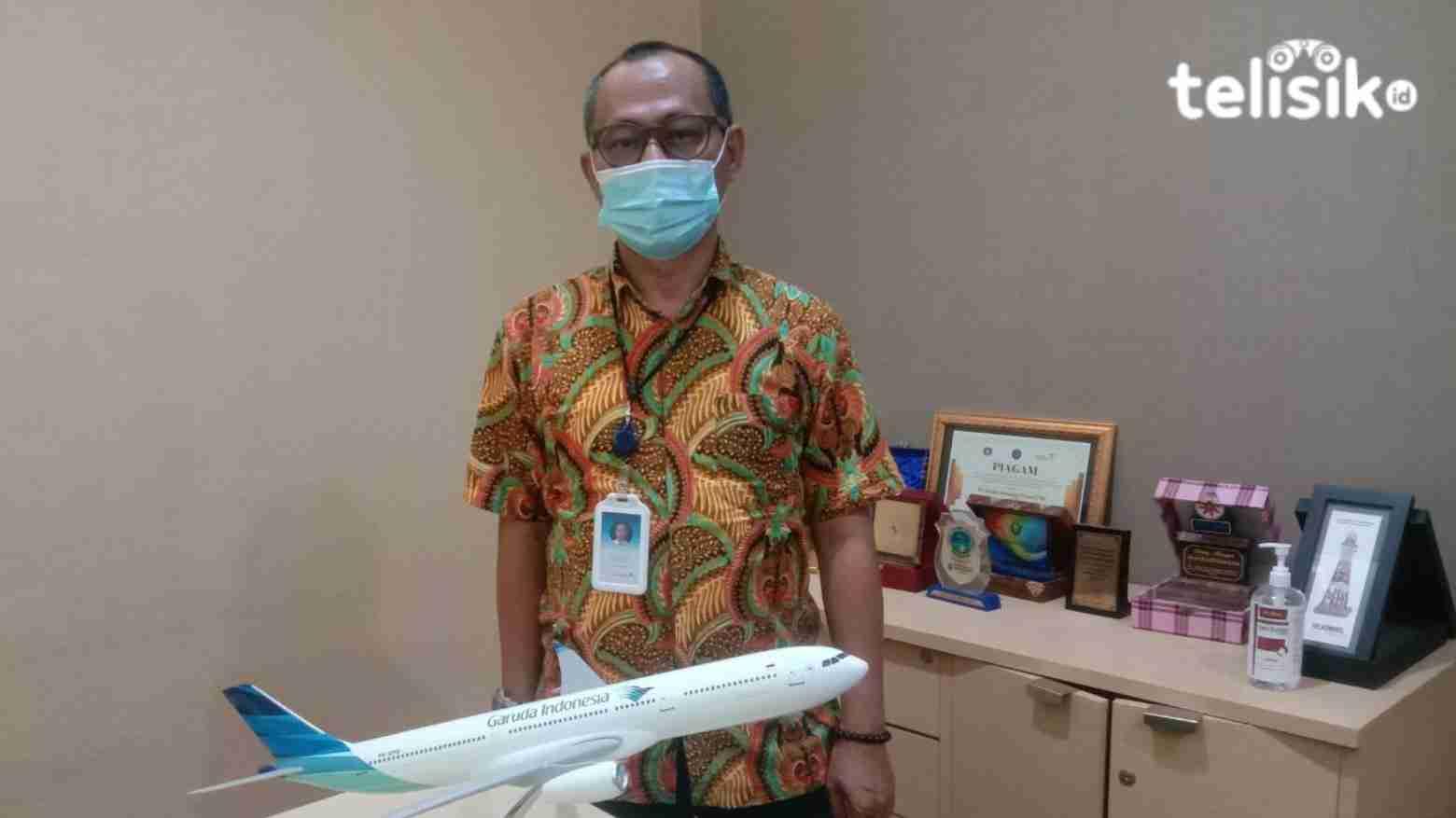 Maskapai Garuda di Kota Kendari Kini Layani Penerbangan Untuk Hewan
