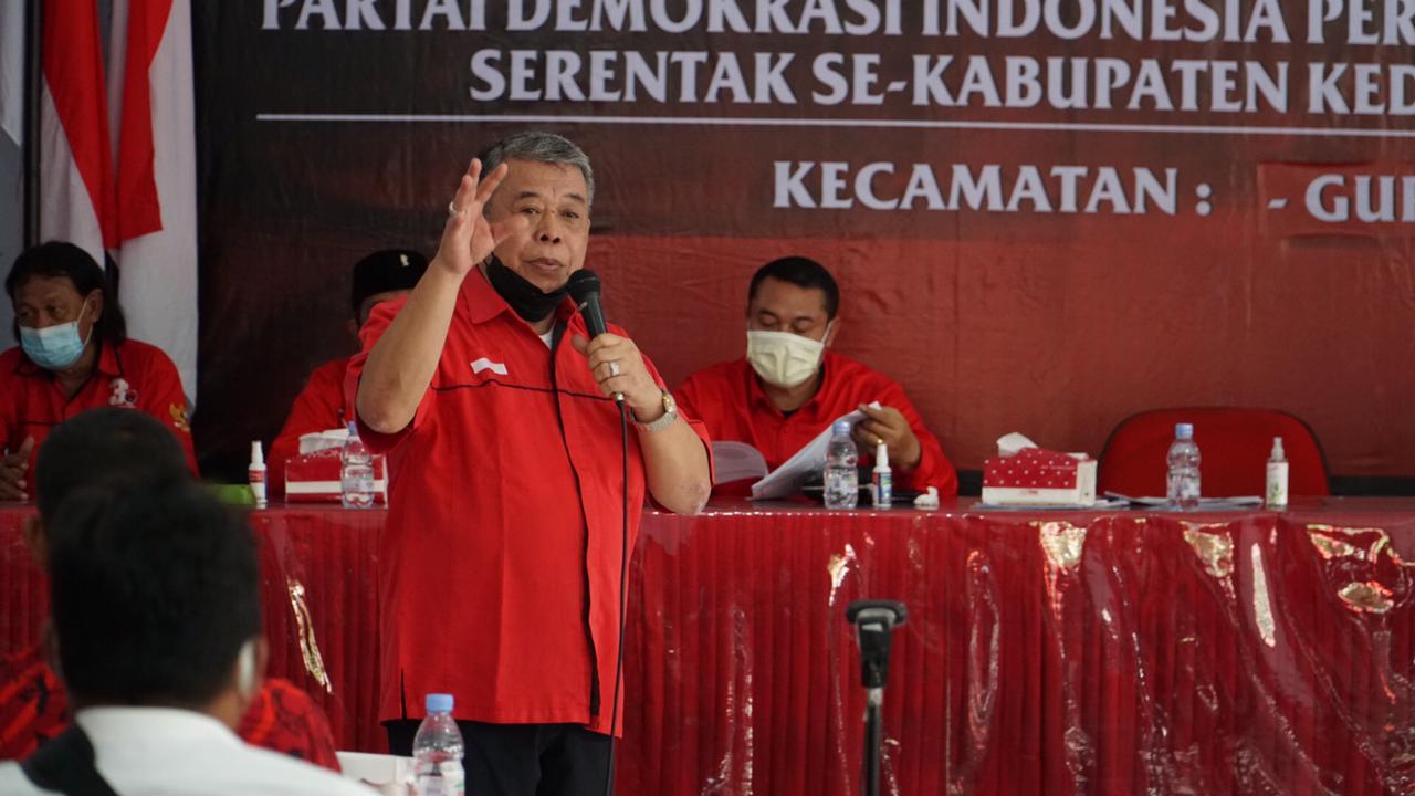 PDIP Jatim Tempuh Jalur Hukum Pelaku Vandalisme Baliho Puan Maharani