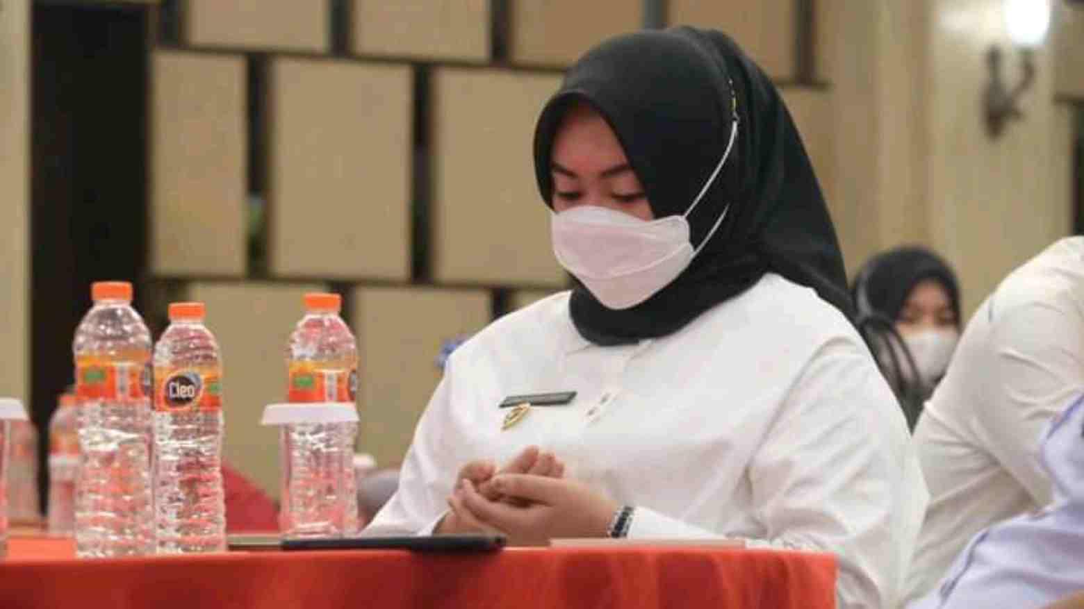 Siska Karina Imran Malam Ini Dilantik Jadi Ketua DPD Bapera Kota Kendari