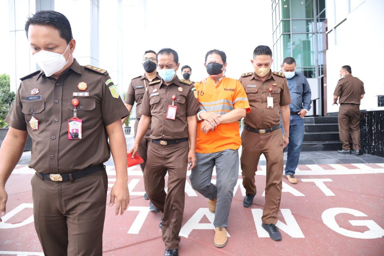 Bobol Bank Jatim  Rp 11 M, Debitur Nakal Ditangkap Kejati Jatim