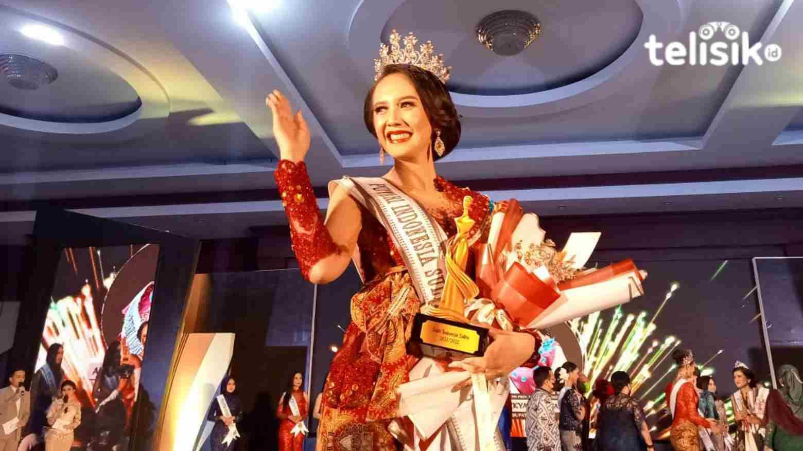 Gadis Cantik Asal Kolaka Wakili Sultra di Ajang Puteri Indonesia 2021-2022
