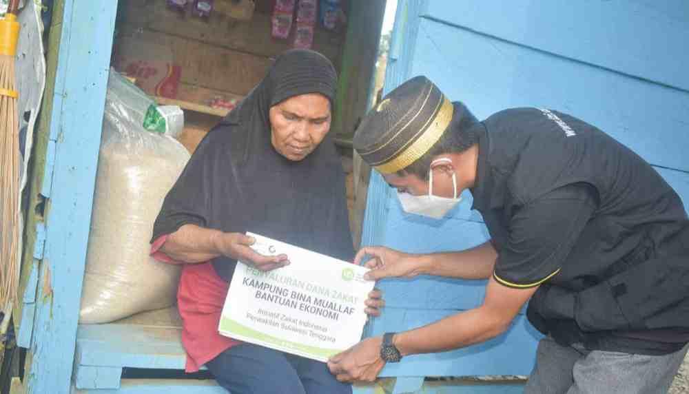 Pedagang Mualaf Jadi Sasaran Bantuan UMKM