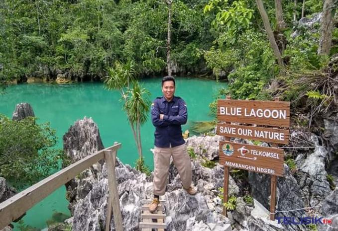 Blue Lagoon Pulau Labengki, Surga Alam Bagi Wisatawan