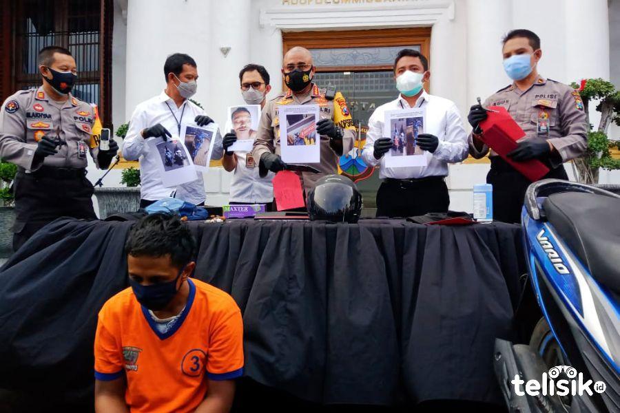 Beraksi di Delapan Lokasi, Pelaku Curat Ditembak Mati Polisi Surabaya