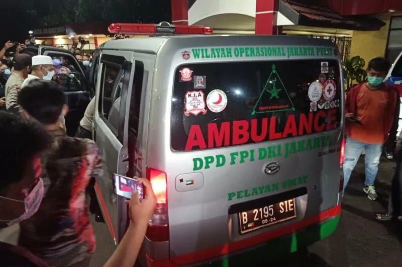 Satu Laskar FPI Ditembak dari Belakang Kepala Tembus ke Mata