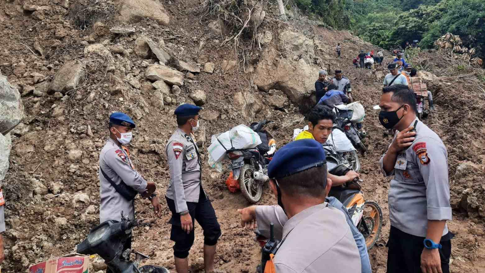 Sempat Terisolir, Lima Desa di Sulbar Sudah Bisa Diakses
