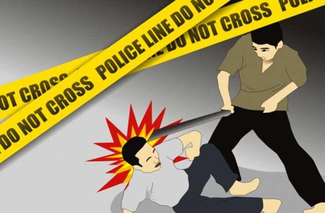 Berniat Melerai, Polisi Ini Malah Dibacok
